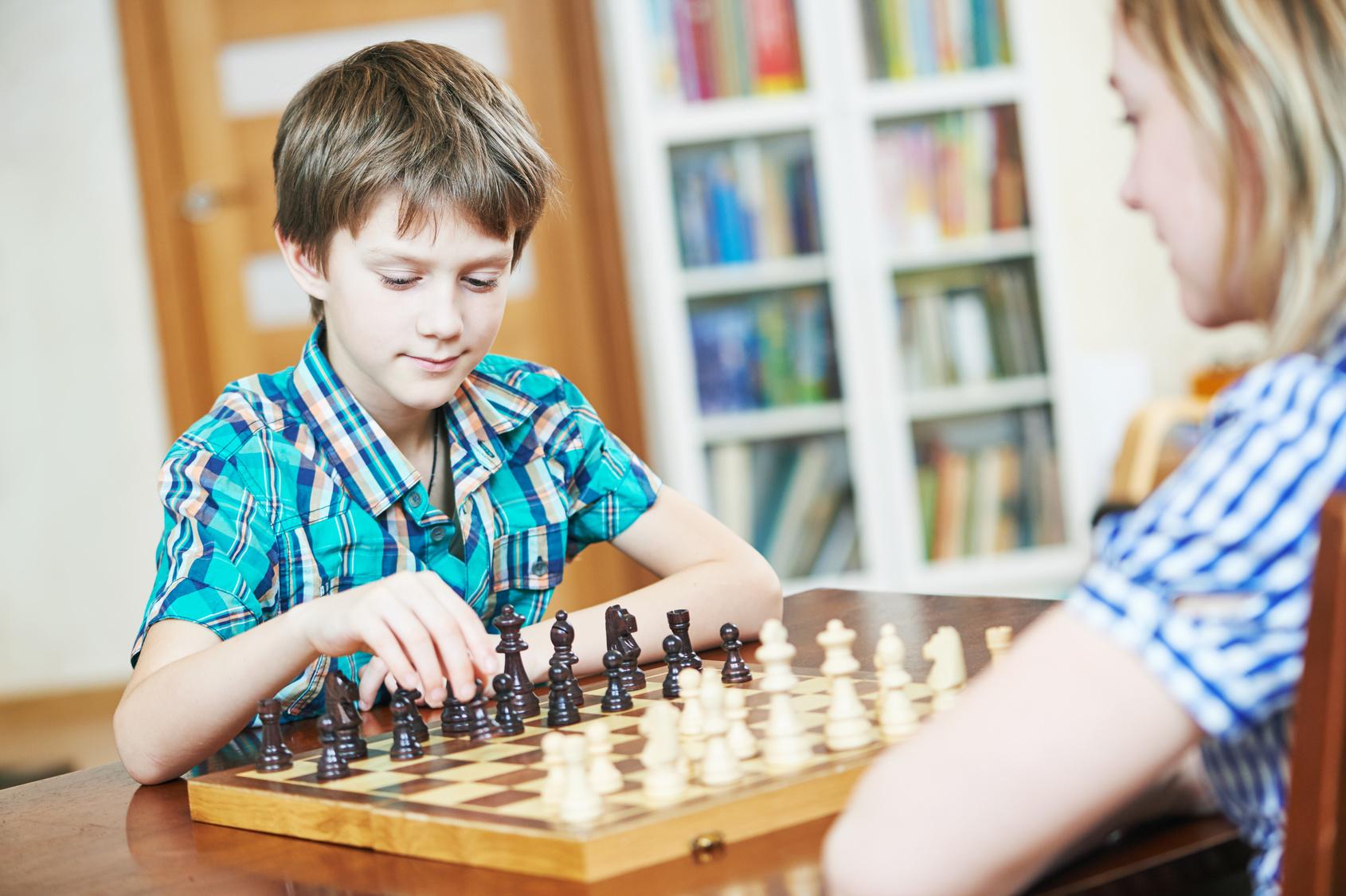 Profesor de ajedrez, Clases de ajedrez