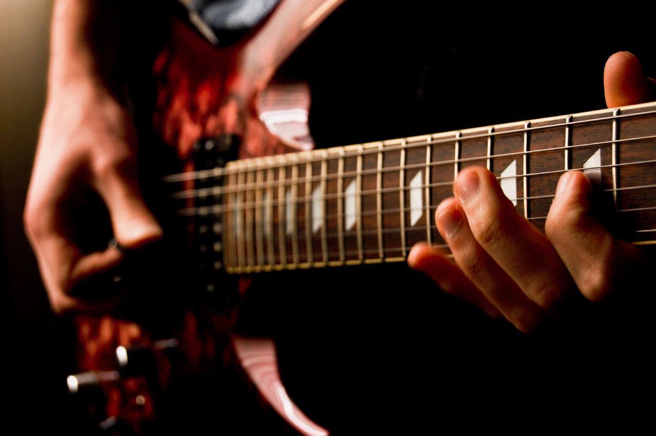 Profesor de guitarra eléctrica, Clases de guitarra eléctrica