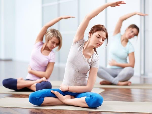 Profesor de yoga, Yoga para niños