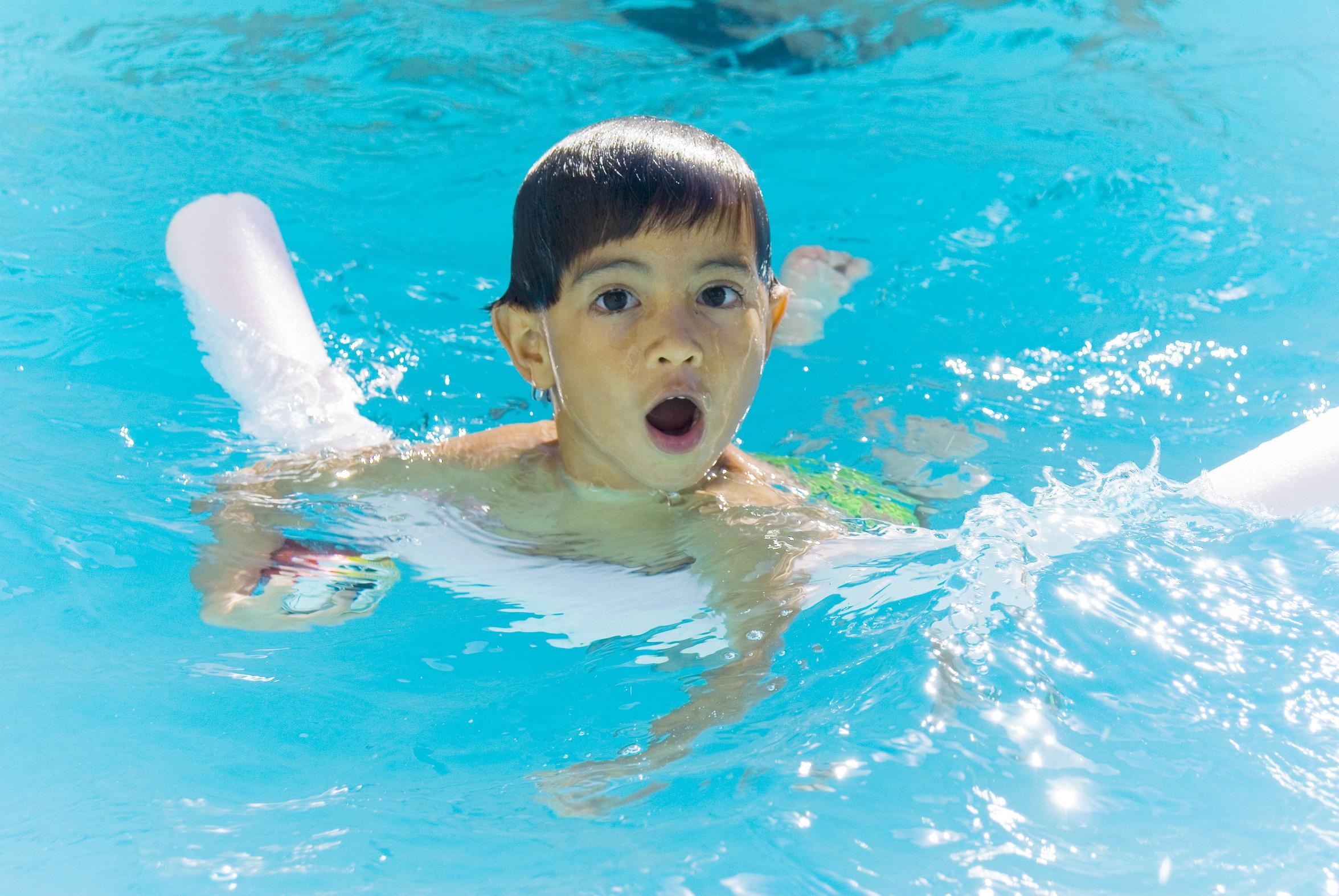 Profesor de natación, Clases de natación
