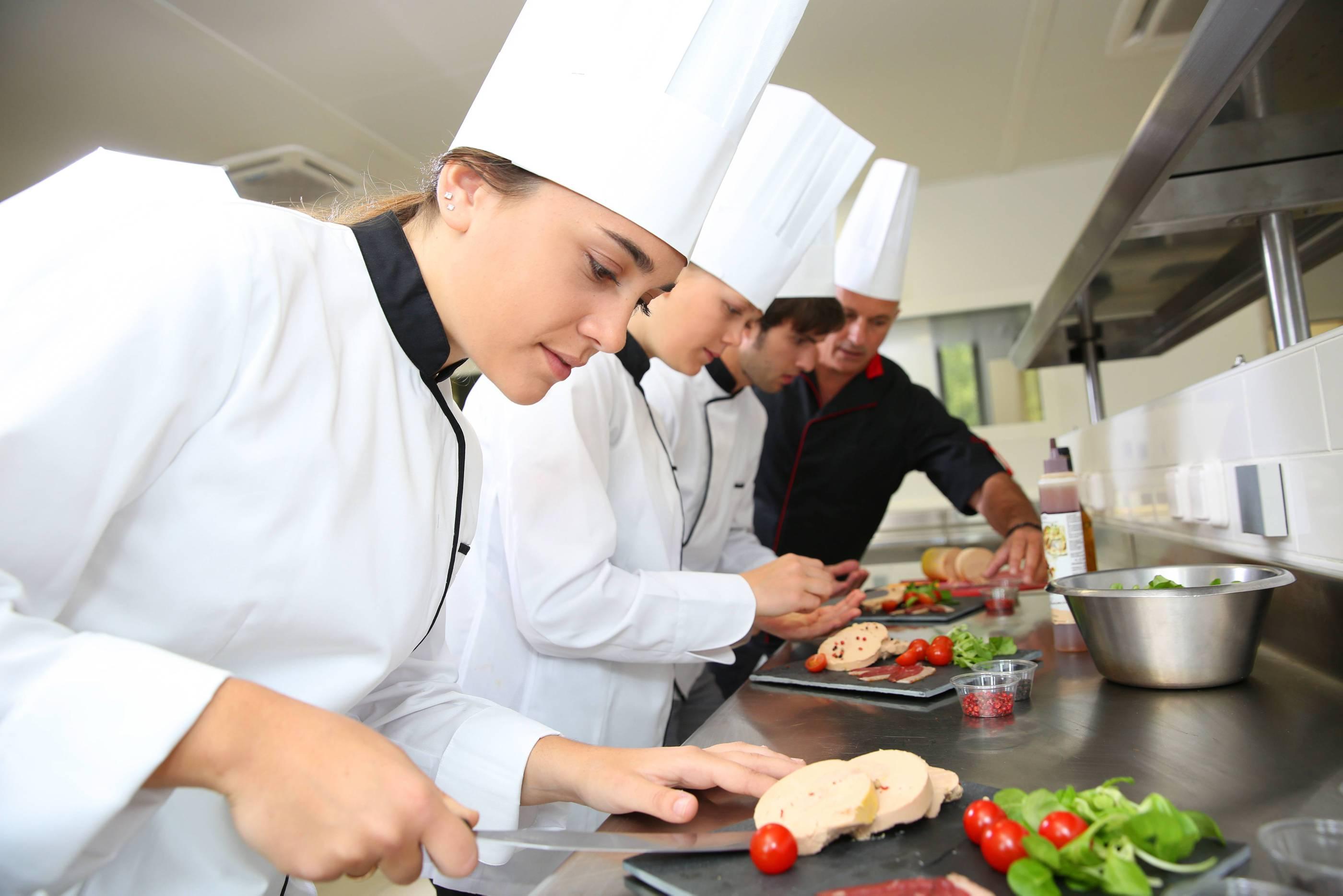 Chef, Chef para eventos
