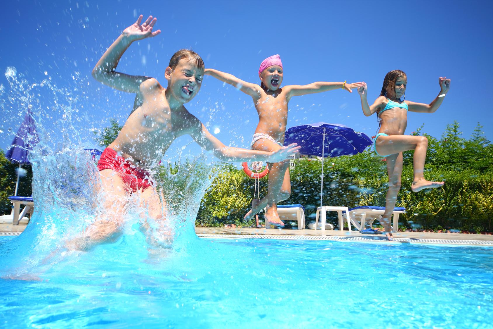 Socorrista, Socorrista para piscinas