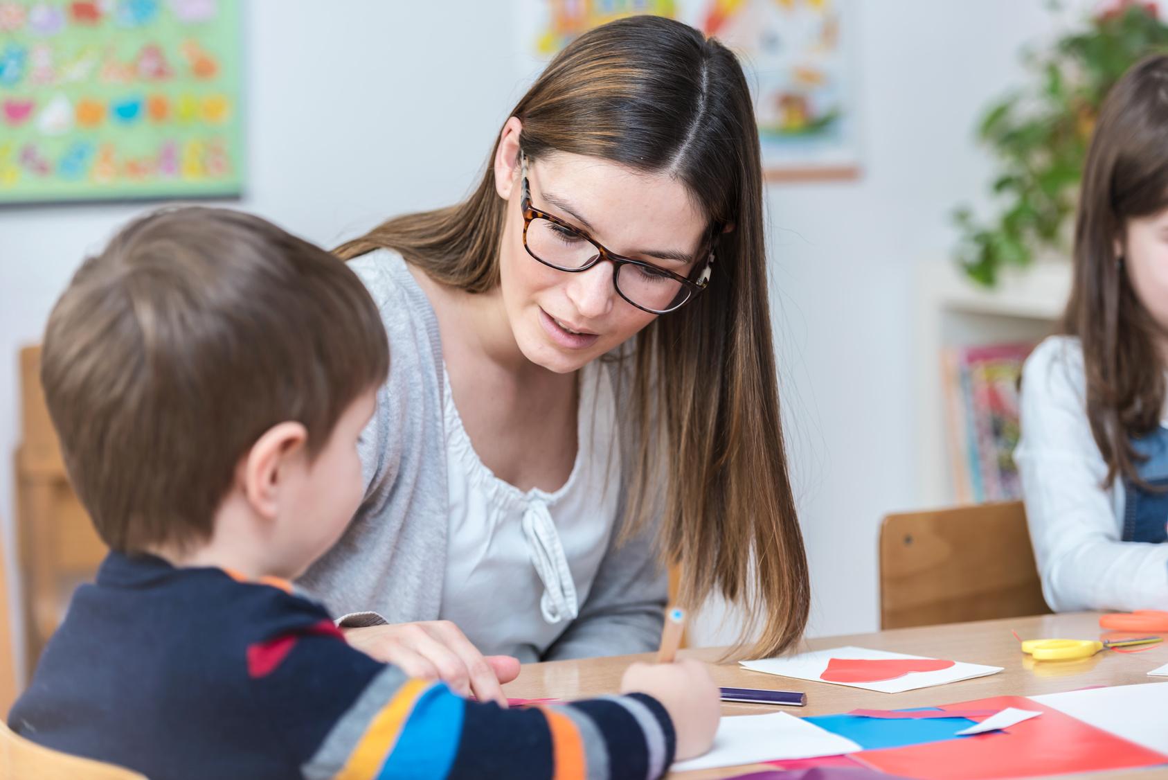 Educador infantil, Educación infantil a domicilio