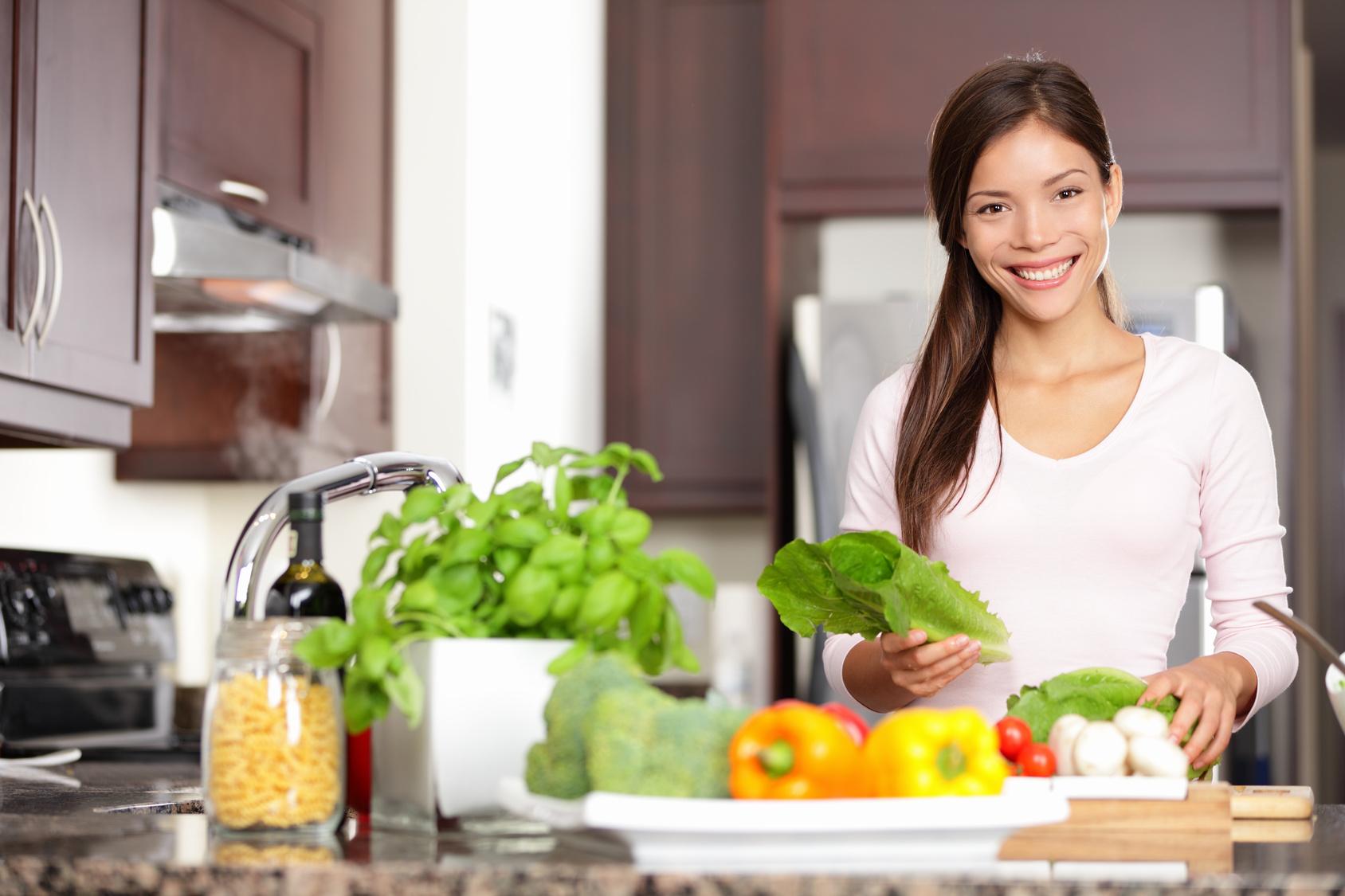 Cocinero, Preparación de menú familiar