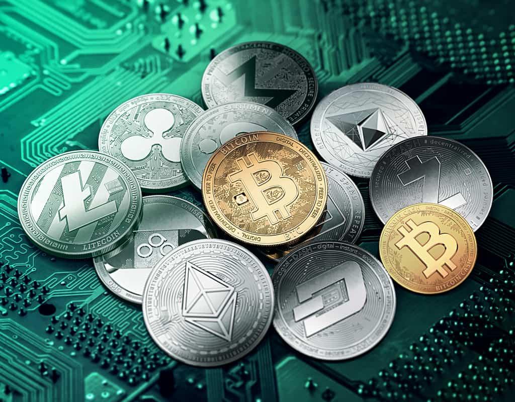 Reunión de cripto trading