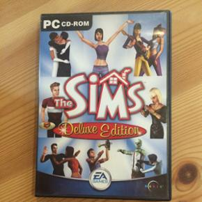 THE SIMS 1 Deluxe Edition sælges! BYD! - Ribe - THE SIMS 1 Deluxe Edition sælges! BYD! - Ribe