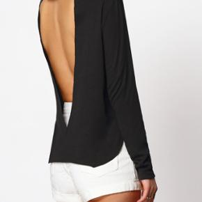 Backless blouse from shein , worn once.  - Aalborg  - Backless blouse from shein , worn once. Size Xs-S - Aalborg