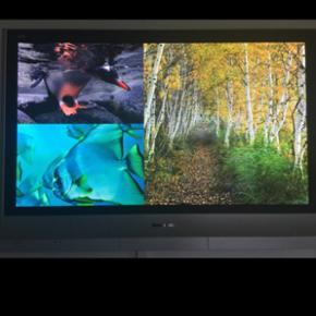 """Panasonic Plasma TV 42"""" ikke brugt ret m - Viborg - Panasonic Plasma TV 42"""" ikke brugt ret meget fejler intet - Viborg"""