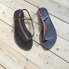 Sandaler fra Pieces Brugt 3 gange Befind - Aalborg  - Sandaler fra Pieces Brugt 3 gange Befinder sig i Nørresundby - Aalborg