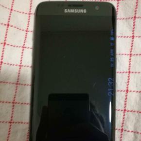 Jeg sælger min Samsung Galaxy s7 Edge,  - Holstebro - Jeg sælger min Samsung Galaxy s7 Edge, 32 GB, fordi jeg har købt ny telefon, den bruger Micro sim, der er ingen brugsridser eller nogen anden form for ridser. Den er et halvt år gammel. Det medfølger 3 covers hvis man vil, en med pung (læ - Holstebro