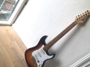 Guitar sælges - Aalborg  - Guitar sælges - Aalborg
