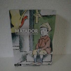 Matador Tv serie 12 DVD - Esbjerg - Matador Tv serie 12 DVD - Esbjerg
