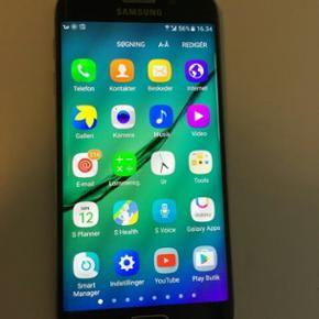 Samsung galaxy S6 Edge 128gb fejler inte - Roskilde - Samsung galaxy S6 Edge 128gb fejler intet ingen ridser garantien udløber til oktober har kvittering på den plus 5 cover - Roskilde