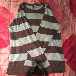Sweatshirt fra H&M herre. Str. M. Brugt  - Køge - Sweatshirt fra H&M herre. Str. M. Brugt en gang - Køge