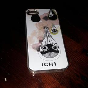IPhone cover fra ICHI. Helt ny og ubrugt - Aalborg  - IPhone cover fra ICHI. Helt ny og ubrugt, sælges, fordi jeg ikke har en iPhone. Passer ikke til en iPhone 4 Køber skal selv betale for porto/fragt :) - Aalborg
