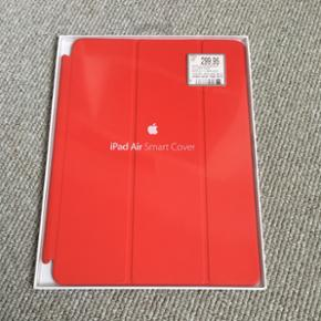 IPad Air Smart Cover, suitable for both  - Århus - IPad Air Smart Cover, suitable for both iPad Air and Air 2. Color: red (product red). Brand new. - Århus