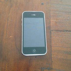 IPhone 3G, 32 GB. I god stand - Vejle - IPhone 3G, 32 GB. I god stand - Vejle