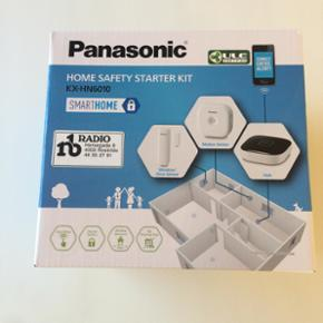 Panasonic Home safety starter kit til en - Roskilde - Panasonic Home safety starter kit til en værdi af 1300kr Et alarm system sæt, som kan kobles op til smartphones og derved bruges med det samme. Uden abonnement. Helt ny, ikke engang åbnet. Den er vundet til banko i hovedpræmien, men min man - Roskilde