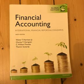 Financial accounting ninth edition. Walt - København - Financial accounting ninth edition. Walter Harrison Jr., Charles Horngren, C. William Thomas and Themin Suwardy - København