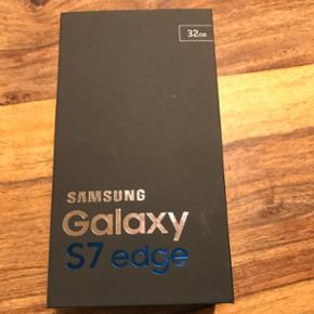 Samsung Galaxy s7 edge 32gb Købt d. 22/ - Frederikshavn - Samsung Galaxy s7 edge 32gb Købt d. 22/9-2016 Fejler ingenting! Sælges da Samsung ikke var mig, og heller ville have iPhone igen. - Frederikshavn