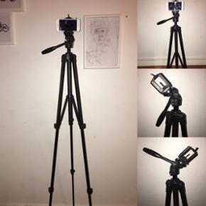 Kamera stativ Np 299,99 Mp byd - Slagelse - Kamera stativ Np 299,99 Mp byd - Slagelse