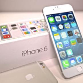 IPhone 6 2 år gammel i hvid Har en lill - Esbjerg - IPhone 6 2 år gammel i hvid Har en lille flænge i skærme intet slemt men prisen er sat efter den , der følger kasse oh oplader med til 1000kr afhentet idag - Esbjerg