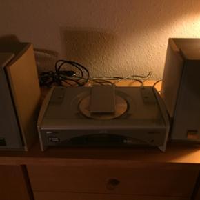 Gammelt JVC anlæg med cd og radio. Kunn - Halsnæs - Gammelt JVC anlæg med cd og radio. Kunne godt bruge lidt smørrelse, ellers virker det uden problemer. BYD - Halsnæs