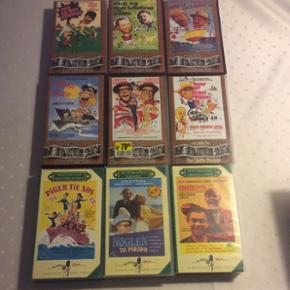 VHS film med Dirch Passer. - Odense - VHS film med Dirch Passer. - Odense