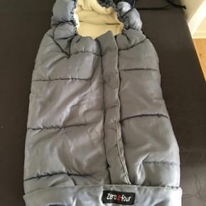Zero2four kørepose, brugt få gange - Skive - Zero2four kørepose, brugt få gange - Skive