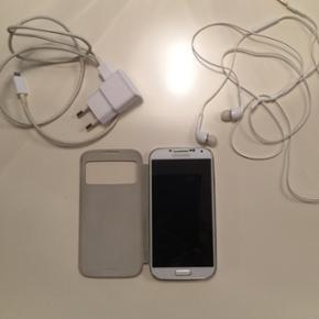 Samsung GALAXY S4 sælges Rigtig pæn og - Herning - Samsung GALAXY S4 sælges Rigtig pæn og velholdt. Fejler intet- virker PERFEKT. Afhentes i Gjellerup ved Herning - Herning
