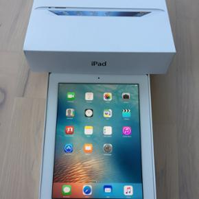 Velholdt iPad 3, 16GB, Wifi Retina skær - Vejle - Velholdt iPad 3, 16GB, Wifi Retina skærm Med kasse og oplader Kan afhentes i Vejle eller i Ikast efter aftale - Vejle