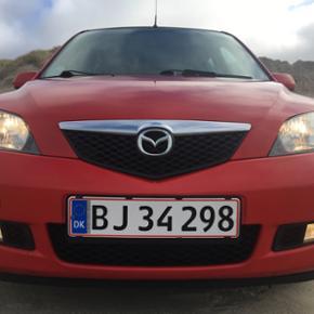 Mazda 2, 1,4 2004 - Aalborg  - Mazda 2, 1,4 2004 - Aalborg