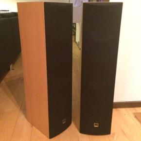 Dali højtalere med Sony forstærker. - Esbjerg - Dali højtalere med Sony forstærker. - Esbjerg
