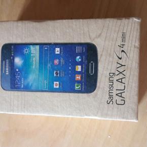 Samsung galaxy s4 mini. Velholdt, og i o - Odense - Samsung galaxy s4 mini. Velholdt, og i original kasse, men uden oplader og headset. Kvittering haves, men garanti er udløbet. Sælges grundet køb af ny telefon. - Odense