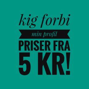Har mange fine ting til billige penge. D - Odense - Har mange fine ting til billige penge. Det skal bare VÆK nu! - Odense