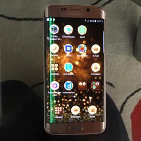 Samsung Galaxy s6 edge 32gb. Kom med et  - København - Samsung Galaxy s6 edge 32gb. Kom med et bud. - København