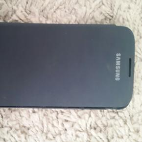 Flipcover til Samsung Galaxy S4 fra Sams - København - Flipcover til Samsung Galaxy S4 fra Samsung. Næsten ikke brugt. Flot stand. - København