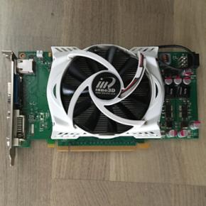Inno3d GeForce GTS 250 512mb - Aalborg  - Inno3d GeForce GTS 250 512mb - Aalborg