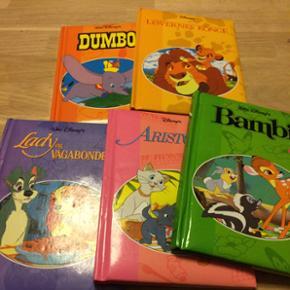 Walt disney's bøger gode til at tage me - Skanderborg - Walt disney's bøger gode til at tage med på tur. Der er Bambi, Aristocats, Lady og Vagabonden, Løvernes konge og Dumbo Alle bøgerne for 25 kr. - Skanderborg