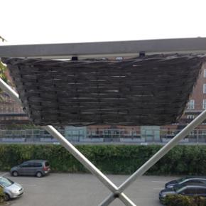 Altankasser, 4 styk, brugt få måneder. - København - Altankasser, 4 styk, brugt få måneder. Rigtig fine, men har ikke selv altan mere desværre. Stykpris - København