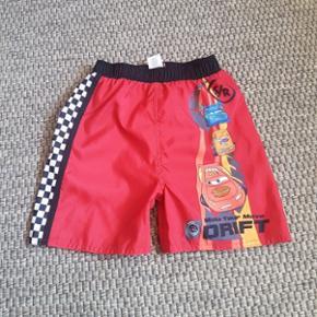 Cars shorts i polyester. Stand: Som ny.  - Esbjerg - Cars shorts i polyester. Stand: Som ny. Aldrig brugt - Esbjerg
