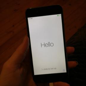 IPHONE 6 64 GB - Helt fin iphone, men fr - Århus - IPHONE 6 64 GB - Helt fin iphone, men frontkameraet er en lille smule utydelig - Århus
