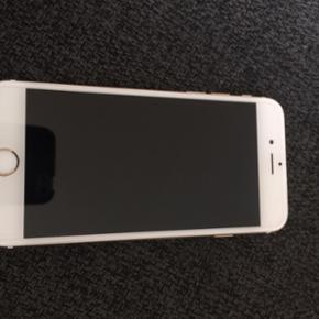 IPhone 6,✨✨✨64 GB ✨✨gold med m - Skanderborg - IPhone 6,✨✨✨64 GB ✨✨gold med meget plads også hvorfor prisen er lidt højere fejler intet (Gold) + panser kvittering og kasse medfølger - Skanderborg