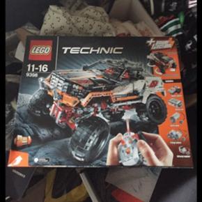 UÅBNET & UDGÅET LEGO Technic 4x4 Crawl - Næstved - UÅBNET & UDGÅET LEGO Technic 4x4 Crawler Seriøst bud modtages. - Næstved