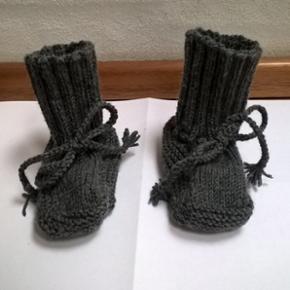 """""""️Varme sokker til børn❄️ Laves - Frederikshavn - """"️Varme sokker til børn❄️ Laves pÃ¥ bestilling Hjemmestrikket i merinould. Farve efter ønske👌🏻 - Frederikshavn"""
