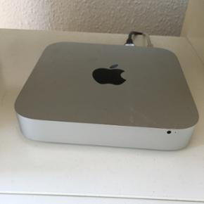 Ville bytte denne Mac mini til en MacBoo - København - Ville bytte denne Mac mini til en MacBook air-det er en Mac mini late(2014) 1,4 GHz Intel core i5 - 4 GB 1600 MHz DDR3 - Intel HD Graphics 5000 1536 MB - København