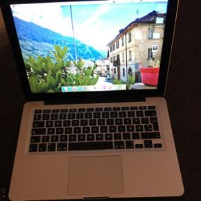MacBook Pro, MacBook Pro (13-inch, Mid 2 - Odense - MacBook Pro, MacBook Pro (13-inch, Mid 2012), 2,5 GHz Intel Core i5 GHz, 4 GB ram, 500 GB harddisk Jeg sælger min Macbook Pro, der er købt oktober 2012. Computeren er i rigtig god stand - meget velholdt, har ingen synlige ridser bortset fra en  - Odense