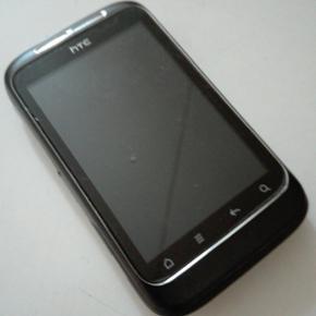 HTC mobiltelefon med oplader, virker per - København - HTC mobiltelefon med oplader, virker perfekt - København