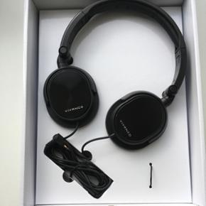 Høretelefoner af mærket Vivanco - ubru - Århus - Høretelefoner af mærket Vivanco - ubrugte. Kvittering haves ikke da det var en gave. - Århus
