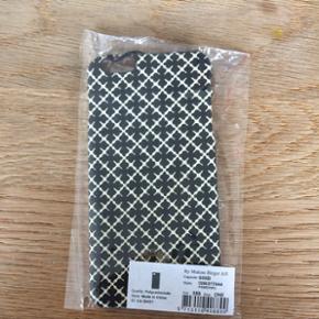 Cover til iPhone 6plus fra Malene Birger - København - Cover til iPhone 6plus fra Malene Birger. Helt nyt, stadigvæk i emballagen. - København